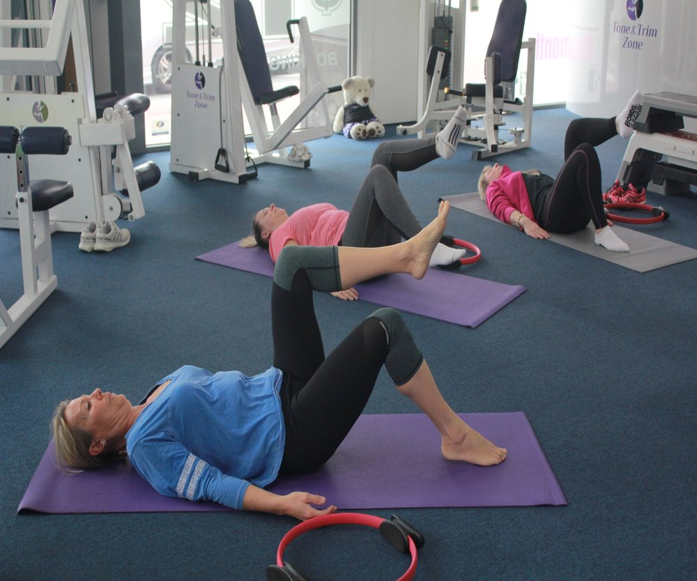 Pilates - Term 1: Tuesday 5th February to Thursday 4th April 2019, Tuesdays 12.30-1.30pm and Thursdays 8-9pmYou can expect to see improvement in flexibility, strength and endurance when participating in our Pilates classes which allow for modification of every exercise depending on the individuals fitness level and limitations.