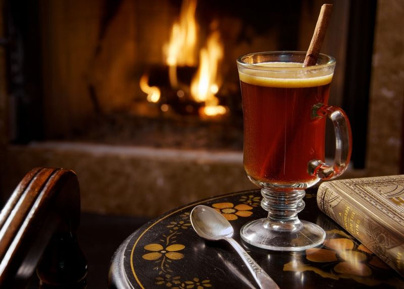 Random Fact: - Hot Buttered Rum is considered one of the oldest mixed cocktails in American History being mentioned as far back as the 1600's.
