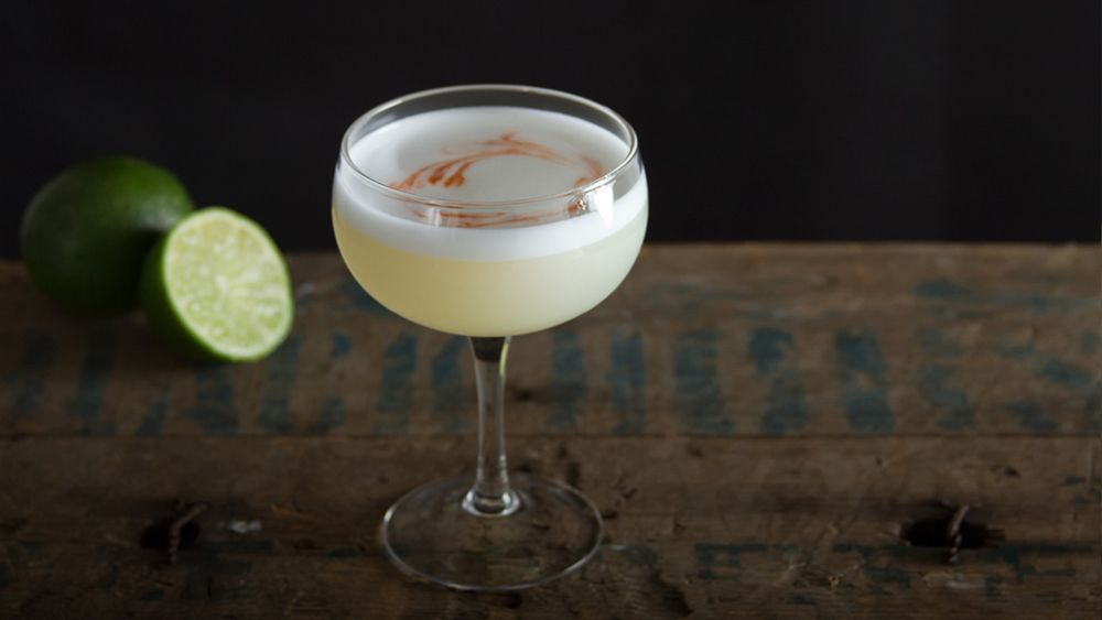 Random Fact - The Pisco Sour is the national drink of Peru.