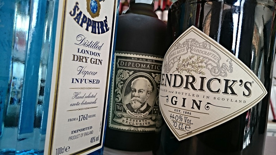 Random Fact: - In 1721, Britain consumed 3.5 million gallons of Gin.