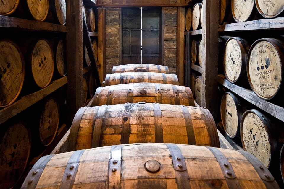 Random Fact: - In 1964, a Congressional Resolution designated bourbon as America's native spirit. Since then, there is nowhere else in the world that can make a whiskey and call it bourbon. Now that's your government at work!