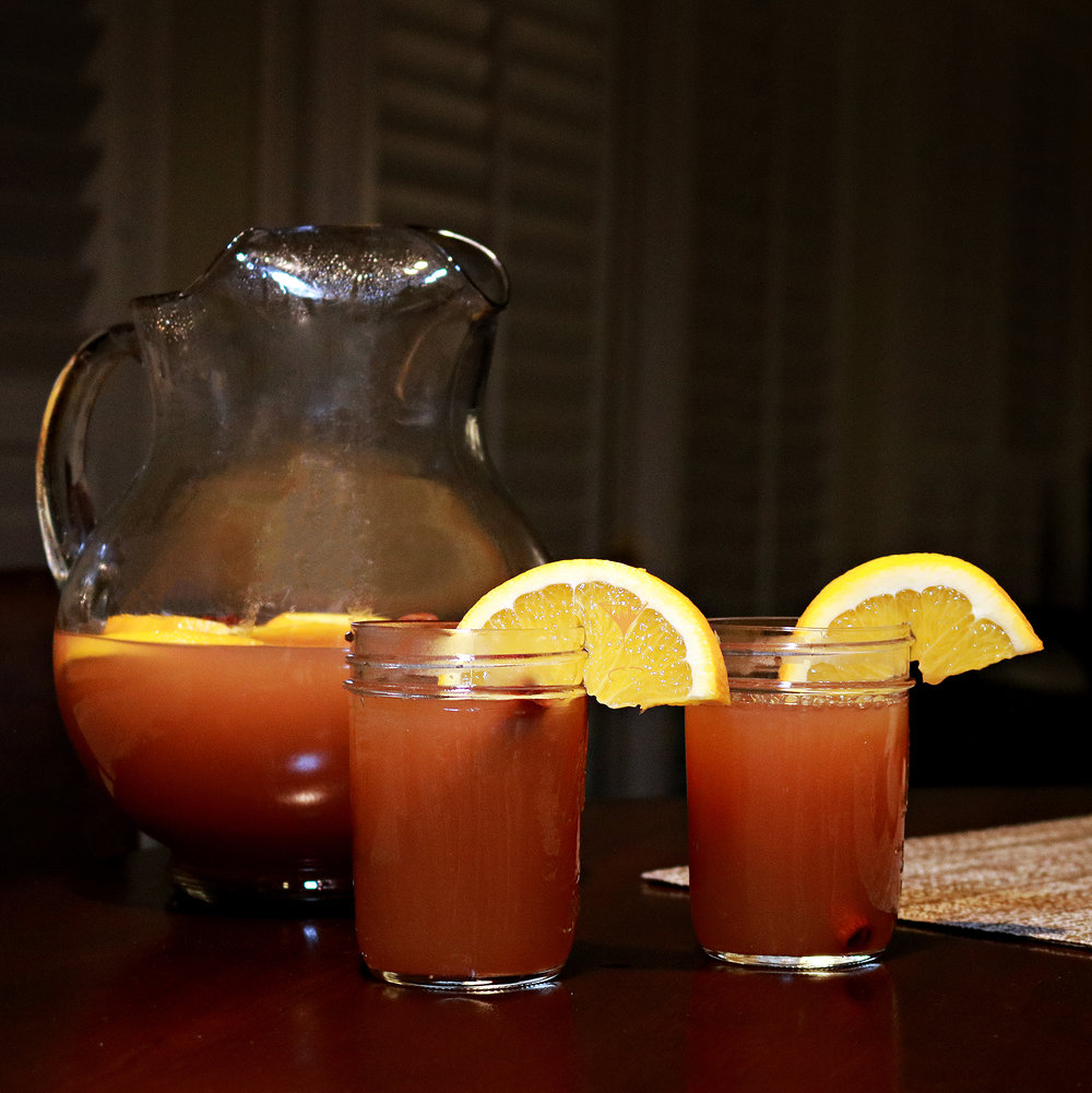 """Random Fact: - Back in medieval times, the spiked version of Mulled Cider was called, """"lambswool"""" but Irish antiquarian Charles Vallancey claimed the name"""