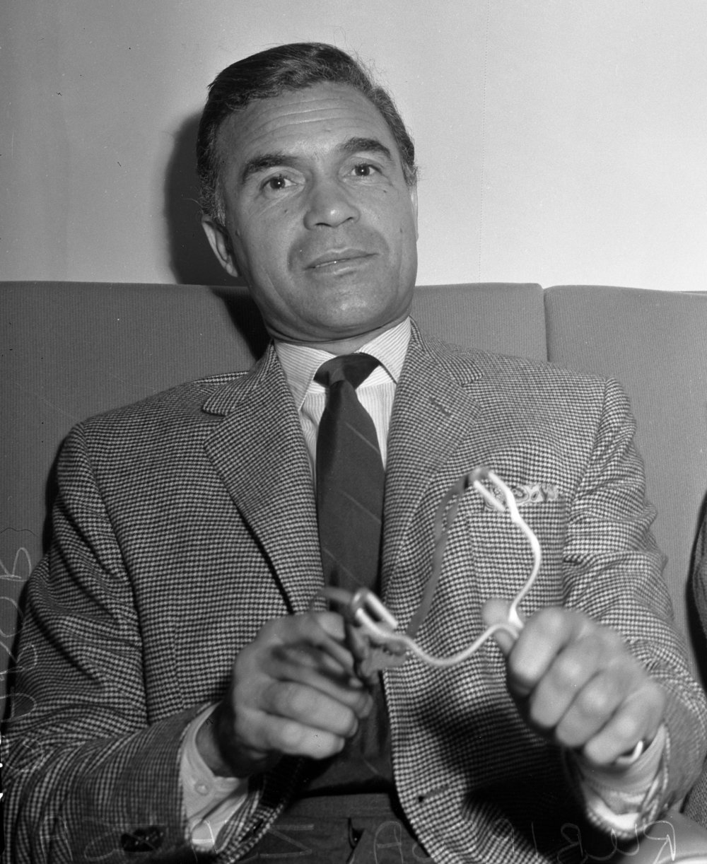Random Fact: - Porfirio Rubirosa married two of the richest women in the world in his lifetime.