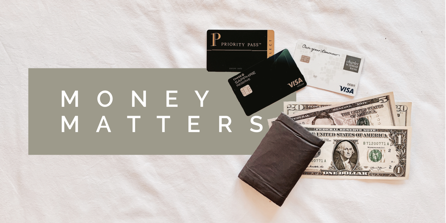 What's in our wallet — The Present Road