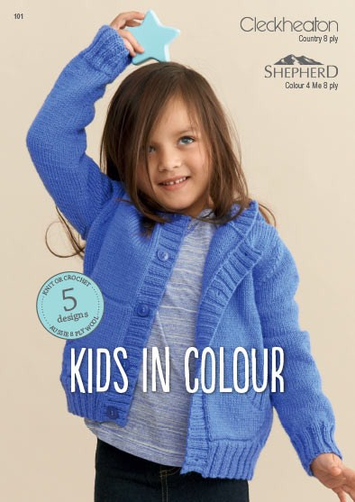484b25a23718cd Patons knitting pattern — children s kids in colour patterns