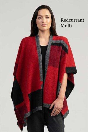 35996290818777 Merinomink™ Empress Resort Wrap (Merino wool and possum fur) ...