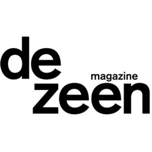 2013 Dezeen  2013年11月 (ロンドンのデザインWEBマガジン)