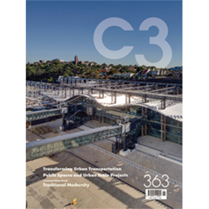 2014  C3   No.363 October issue of 2014  (Korean architecture magazine C3 Magazine)