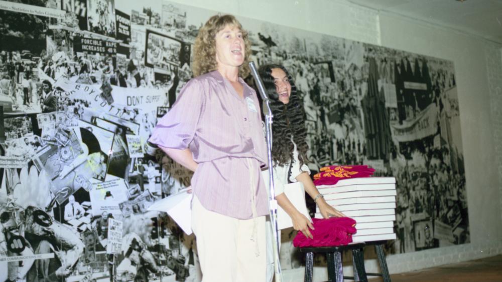Suzanne Lacy, Leslie Labowitz