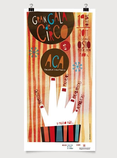 - Gala de Circo del ACA (Asociación de Circo de Andalucía)
