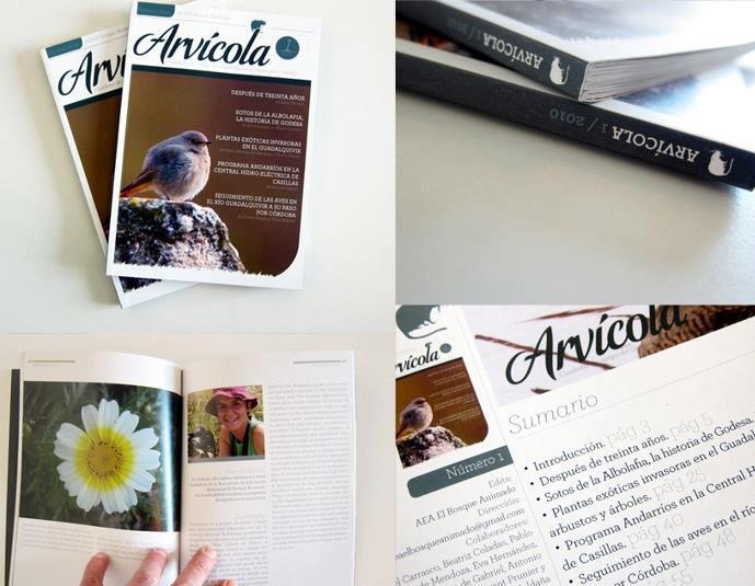 - Revista Arvícola
