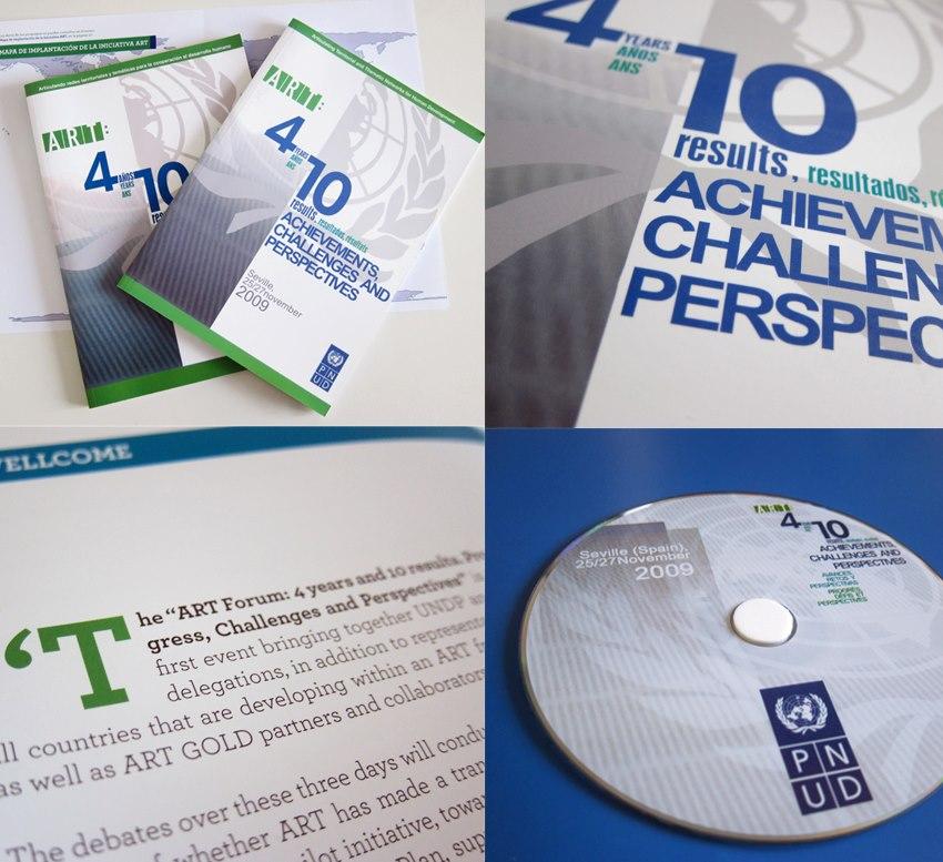 - Foro Art. Avances retos y perspectivas. PNUD (Programa de las Naciones Unidas para el Desarrollo). ONU