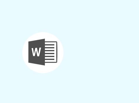 MS Word Compatible (A4/Letter/Mac/PC) -