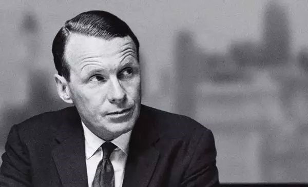 """David Ogilvy also known as """"the father of advertising"""""""