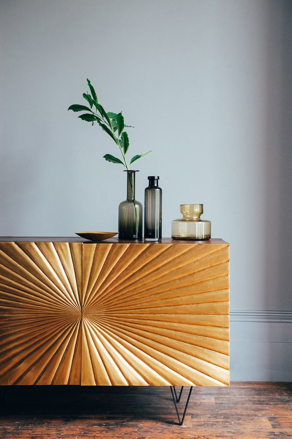 Storage is key in a stylish home - Ziggy Sideboard from Swoon Editions