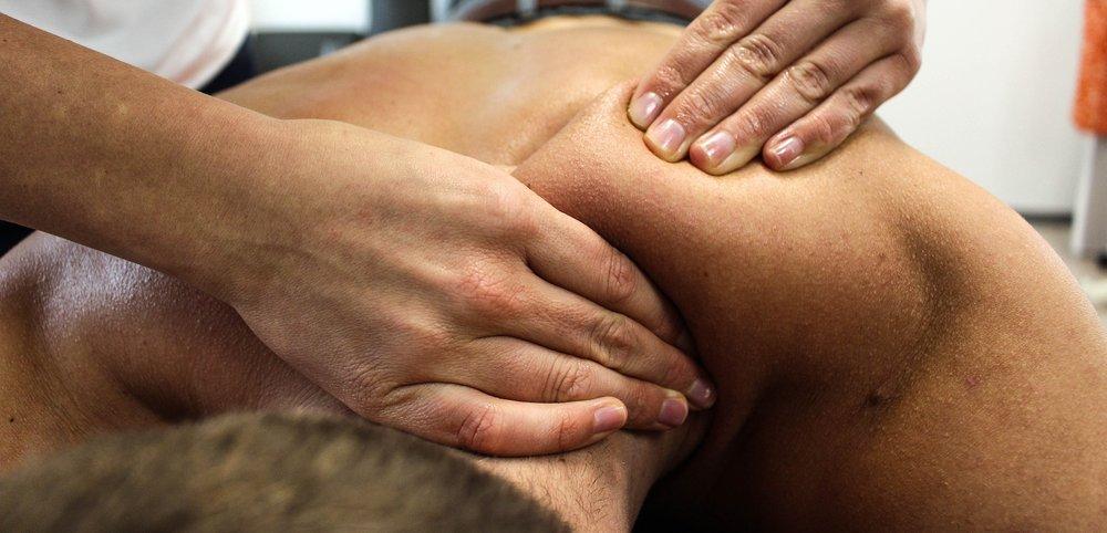 Muskel- og massasjeterapi - Les mer →