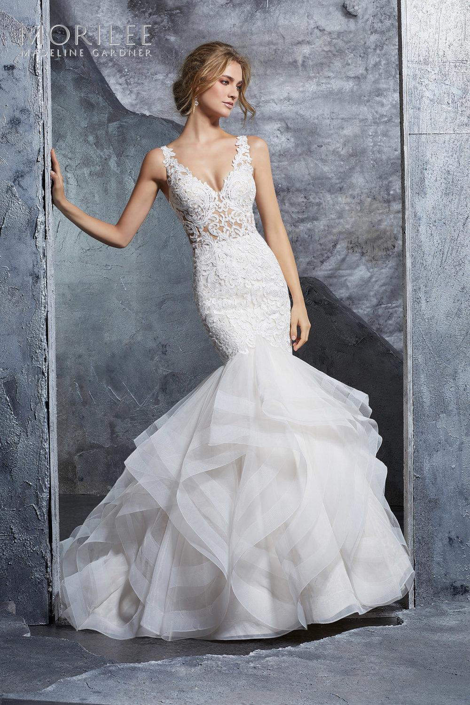 Mermaid / Fishtail Wedding Dress