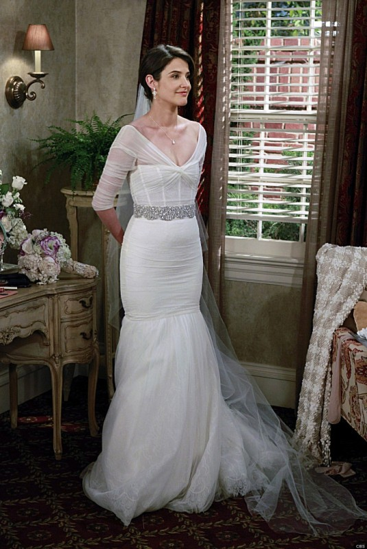How I Met Your Mother Robin Fishtail Wedding Dress.jpg