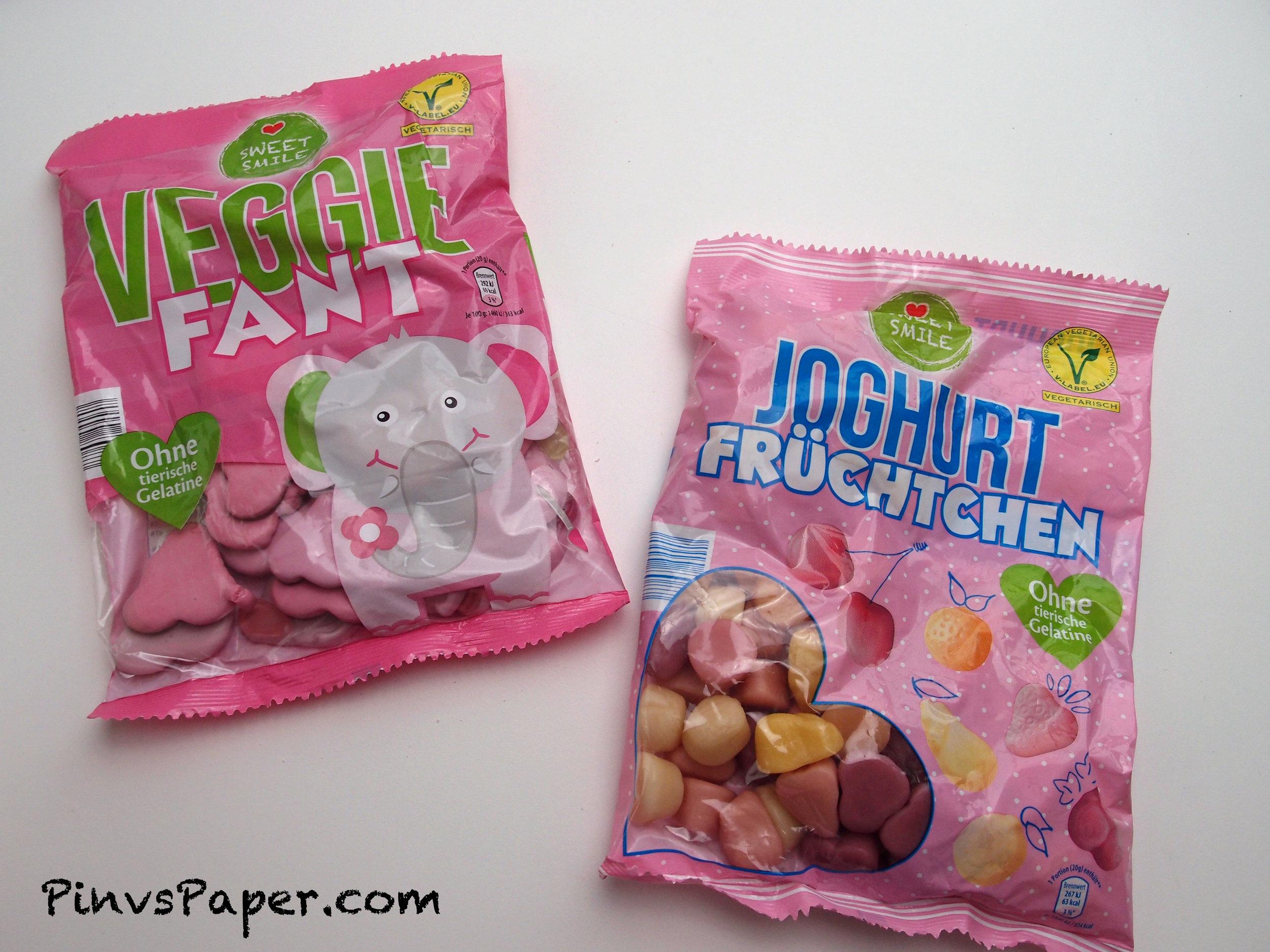 Vegetarische Alternative für die Candybar
