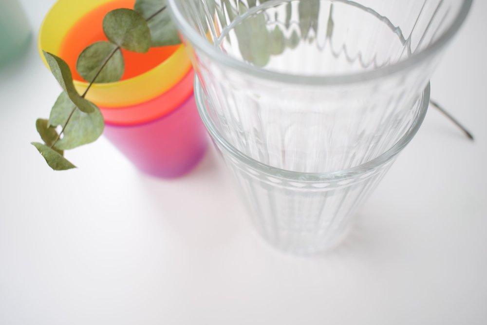 Plastikfreie Küche