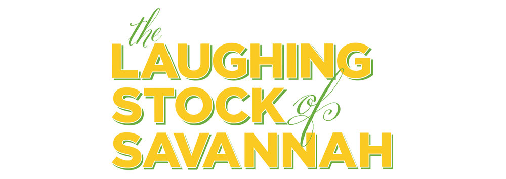 The Laughing Stock of Savannah logo