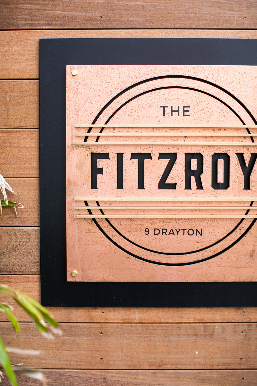 The Fitzroy on Drayton Street ©Teresa Earnest