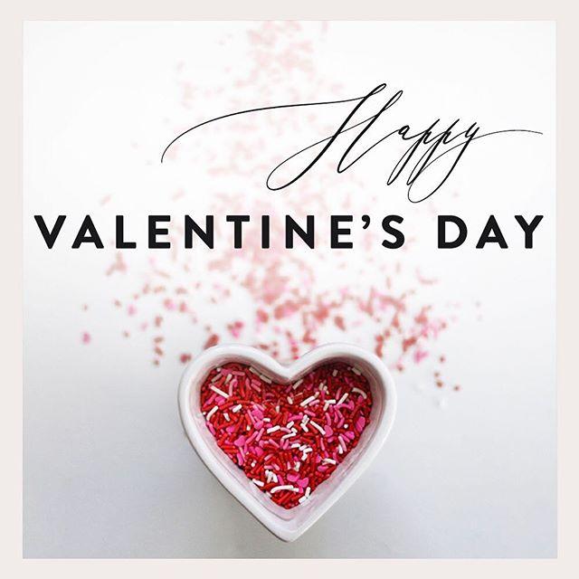 Hope your day is super sweet!  @sixteenmilesout #HappyValentines #saintvalentine #candysprinkles #love #ValentinesDay #bemine #Vday #CarolynV #unsplash
