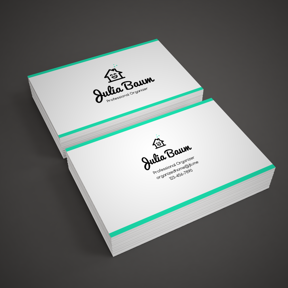Graphic design portfolio emily eder logo brand and business card design for small business reheart Images