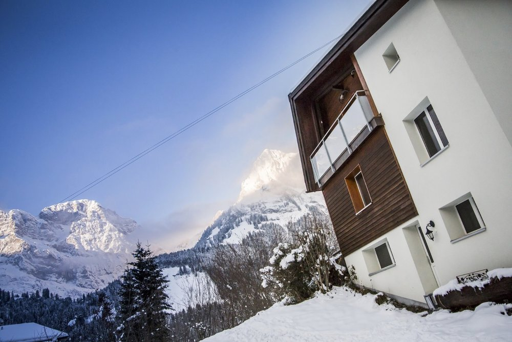 THE chalet -