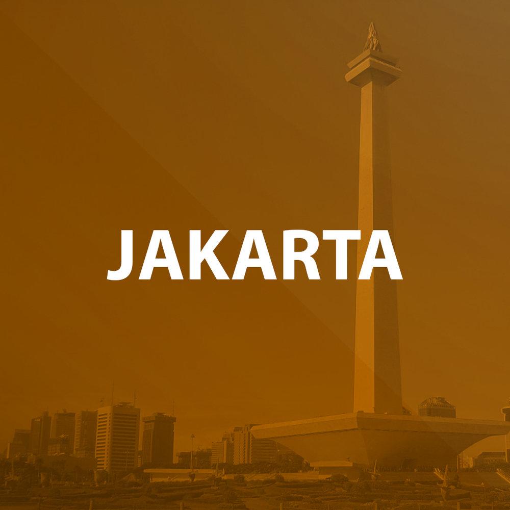 JAKARTA   Semanggi   Fatmawati   Kuningan  Kelapa Gading Central Park Pondok Indah Bintaro BSD