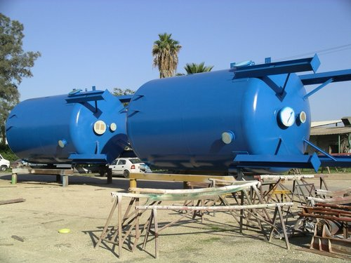 purified water tanks