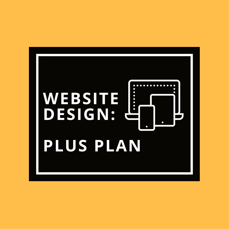 Less Stress Design, the Plus pricing plan.
