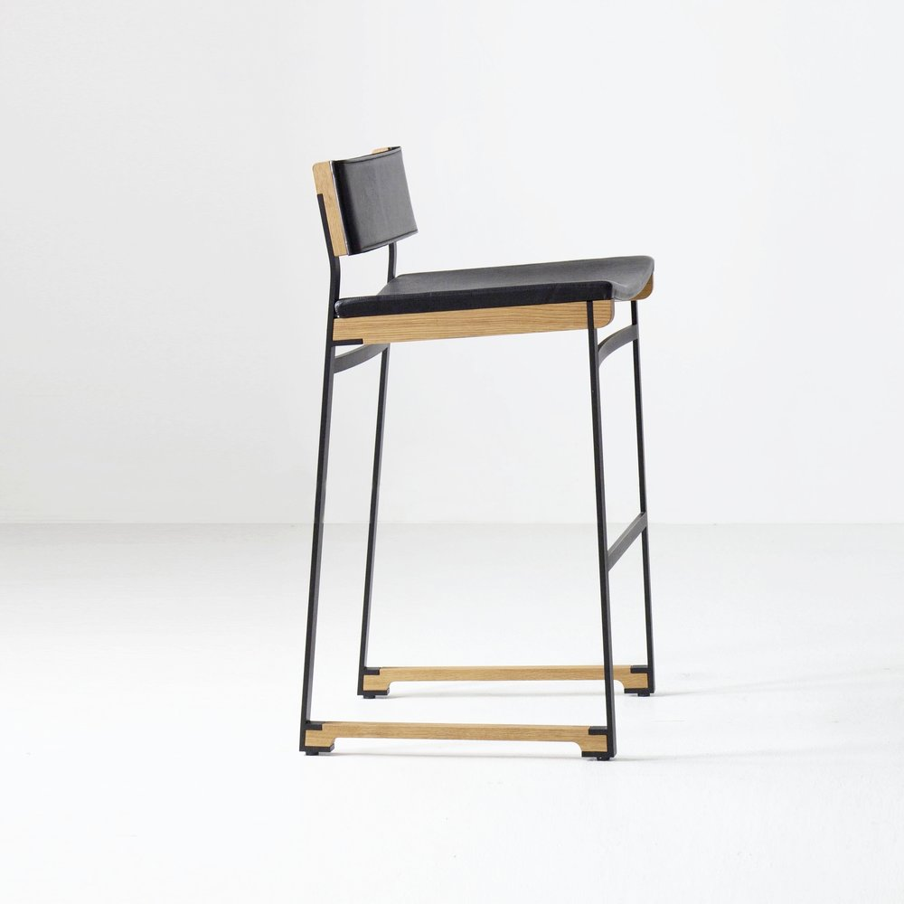catenary bar stool