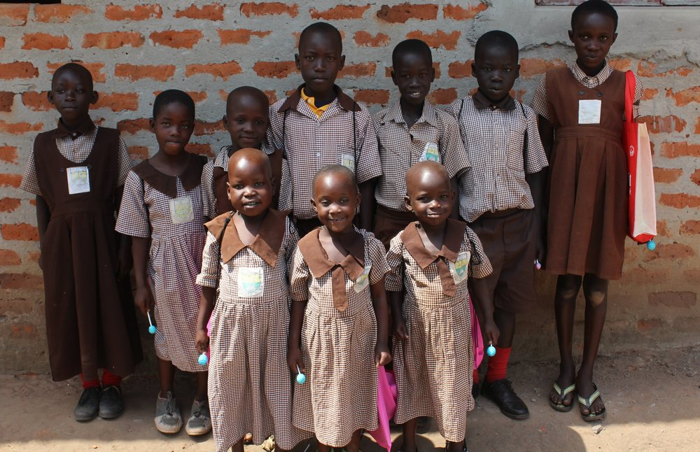 School Scholarships - We support orphaned and impoverished children that are unable to attend school with scholarships and basic needs to keep them healthy, happy and in class! Our scholarship program is currently running in Malawi and Uganda and we hope to expand to other countries soon.