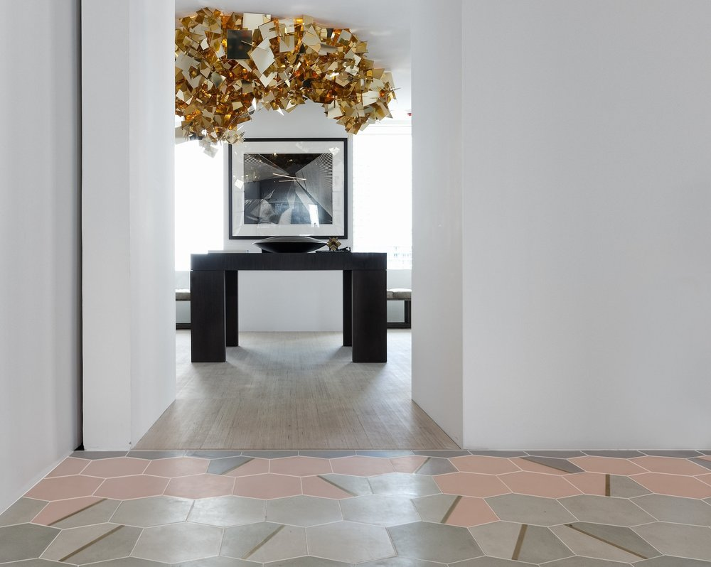 CASACOR Miami - A beautiful space design by ROYE , featuring our handmade tiles