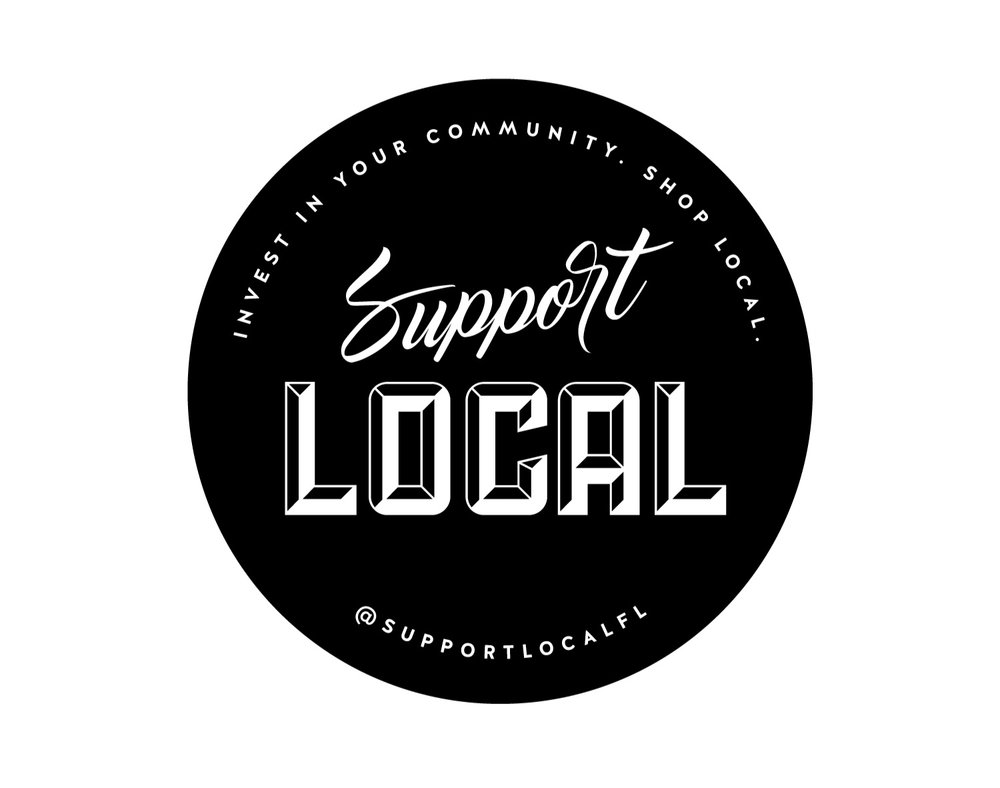 SUPPORT LOCAL - So. FL Locally-certified business
