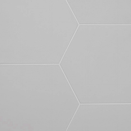 ELONGATED HEX  |  111 PEACH