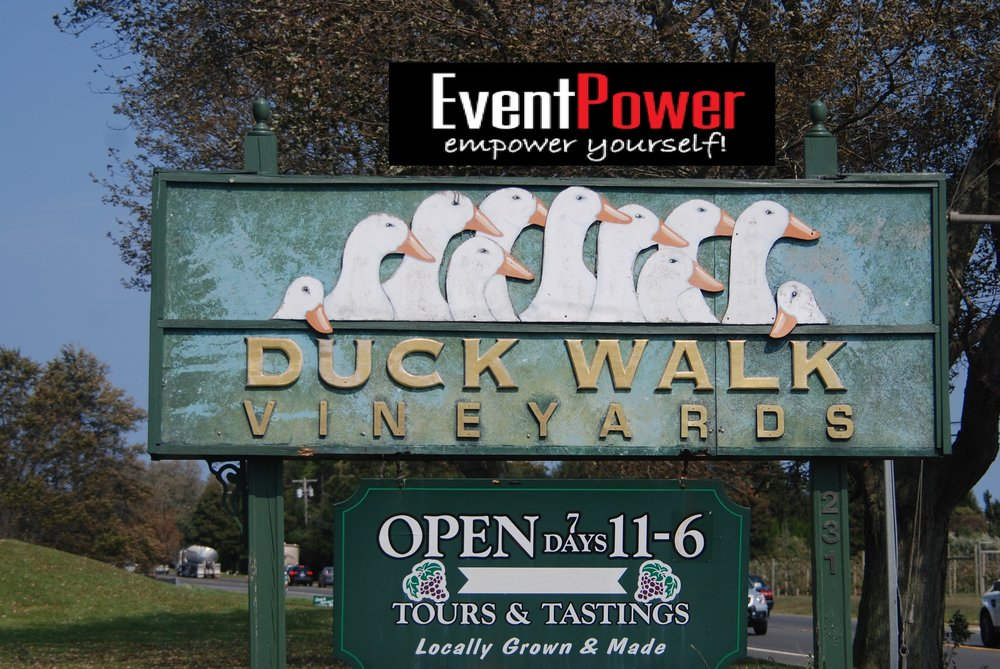 Saturday Morning @ DuckWalk North in Southold, NY - 9am start.