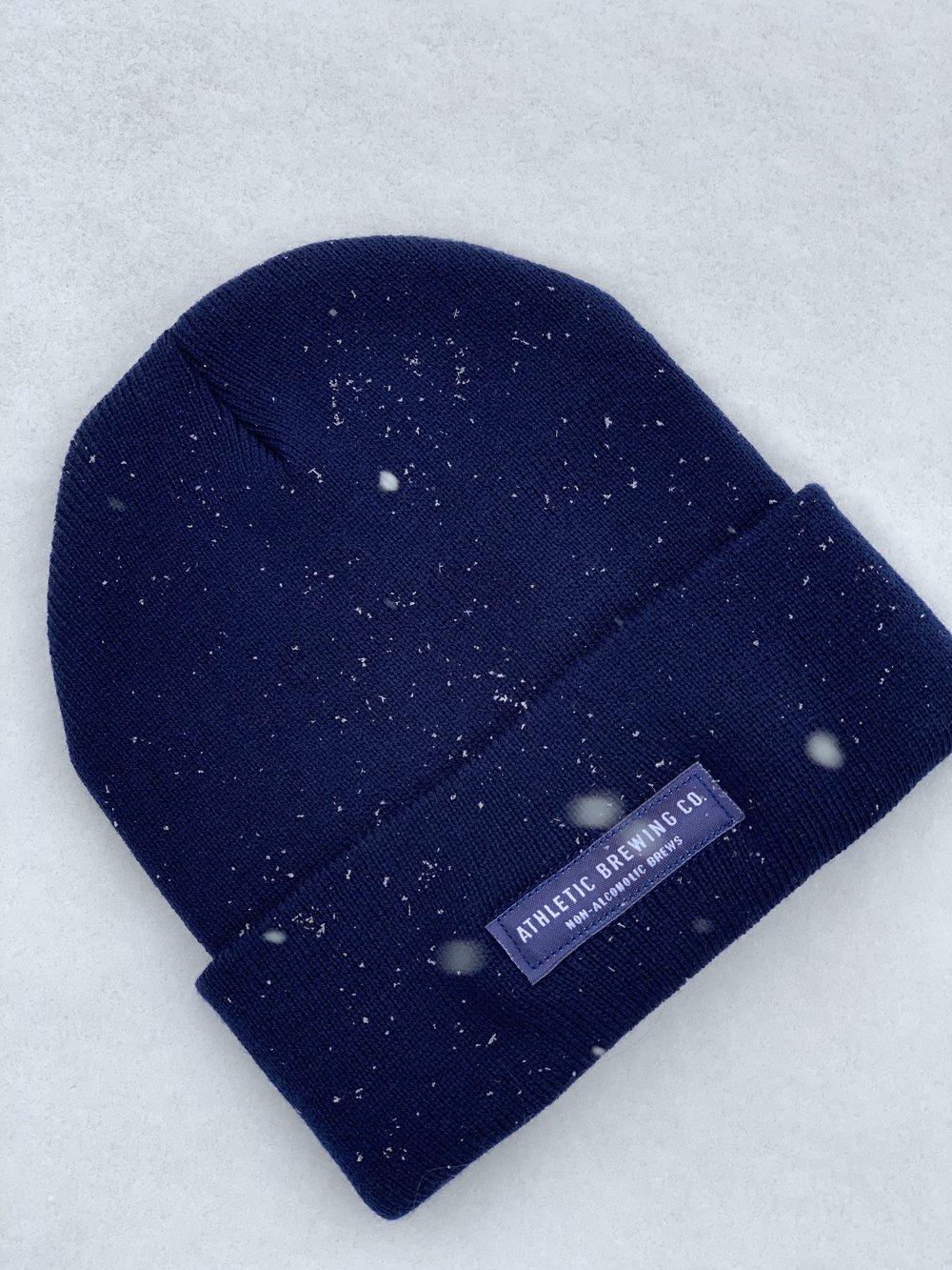 0217dd9d14d Athletic Brewing Beanie Winter Hat