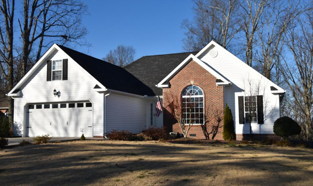 SOLD: - OOLTEWAH, TENNESSEE