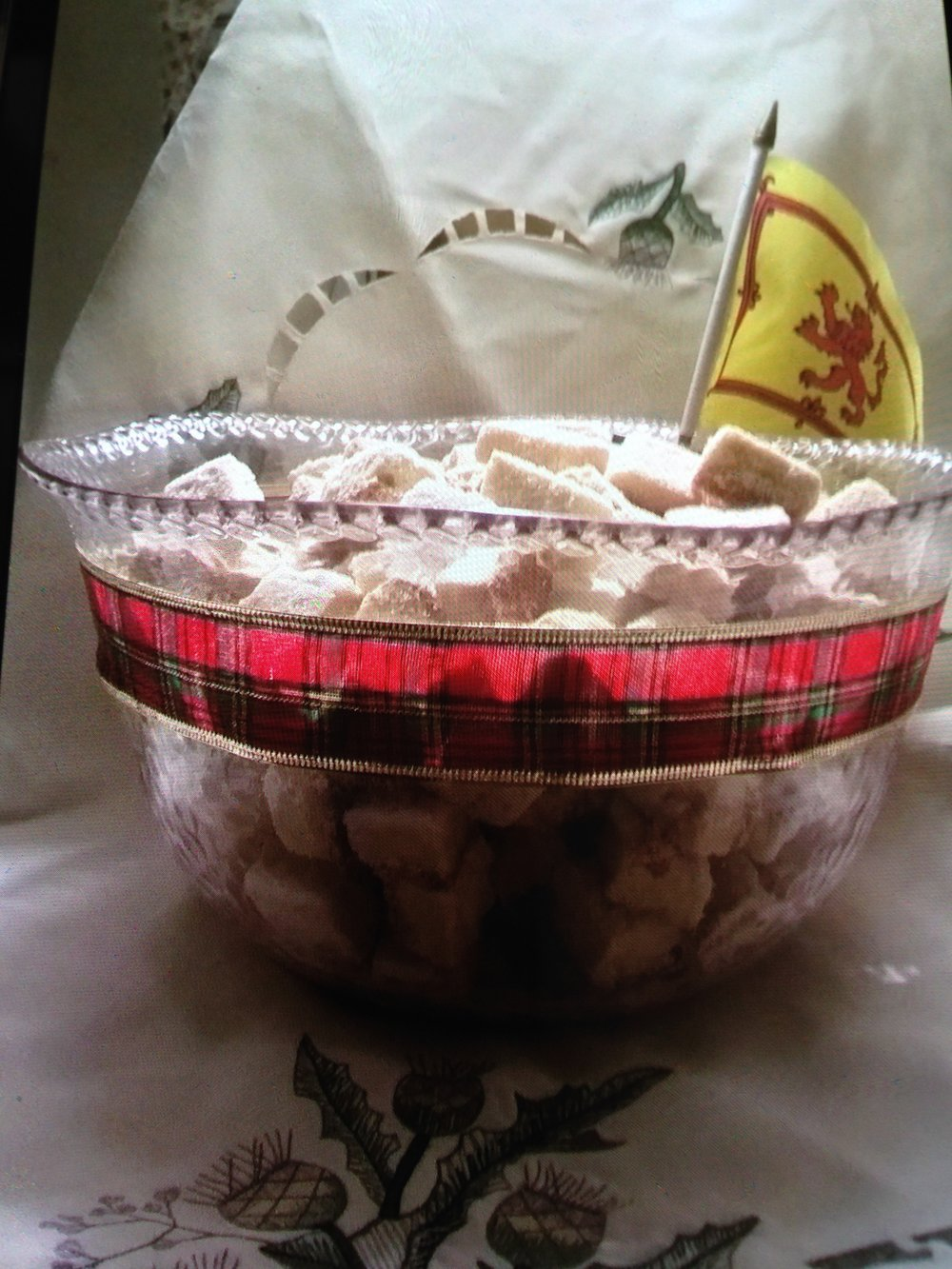 Caroline's Scottish Shortbread