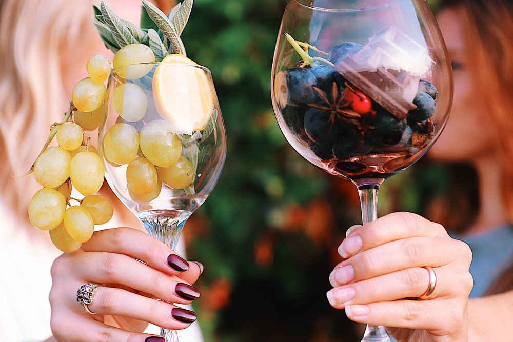 A non-intimidating guide to wine tasting!