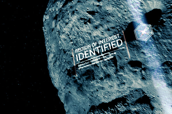 B2Launch Involvement - The asteroid-mining company engaged Rebecca MacLeod of B2Launch to develop a suite of marketing assets to announce a deep space exploration mission on a very tight timeline.