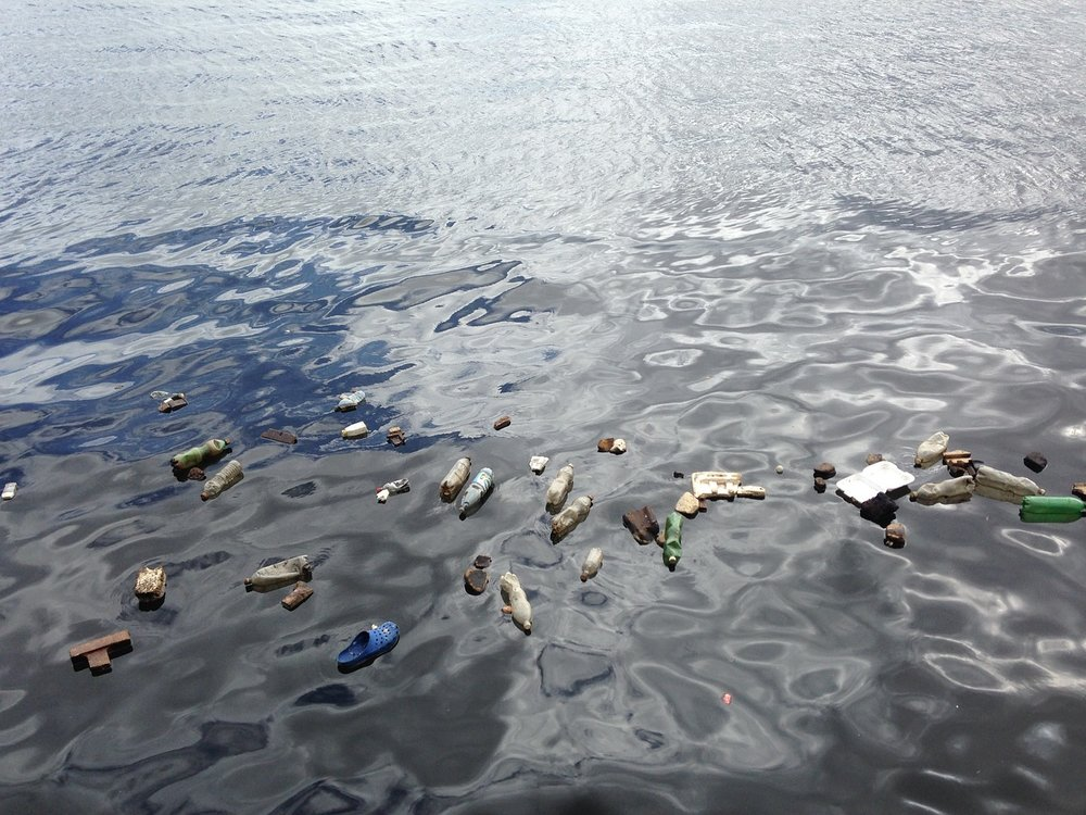 We've produced more plastic - in the past ten years than during the whole of the last century.
