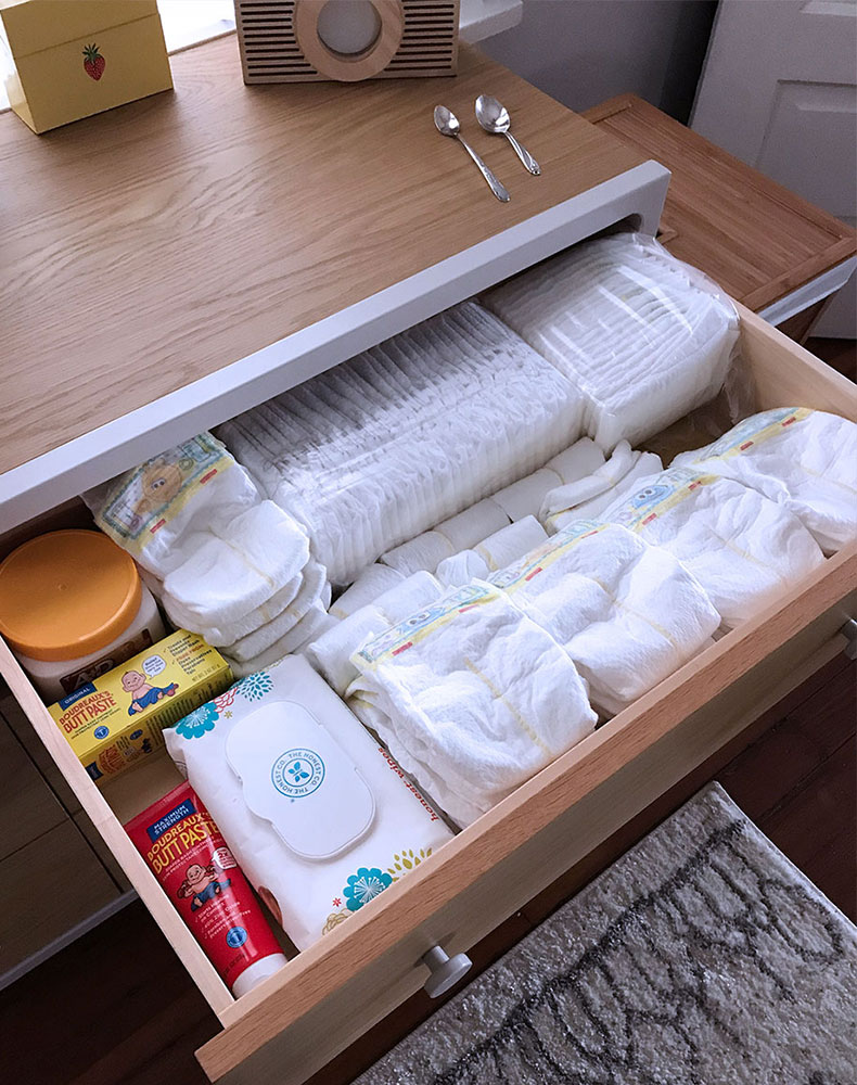 Diaper Drawer Game Strong