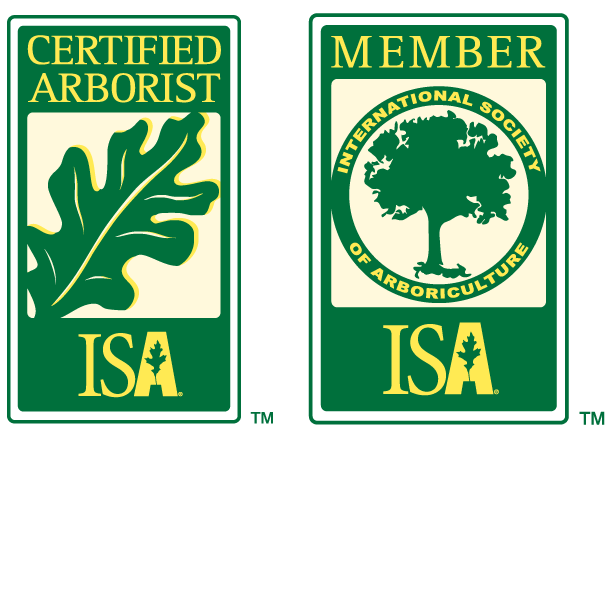We operate with certified arborists through the International Society of Arboriculture.