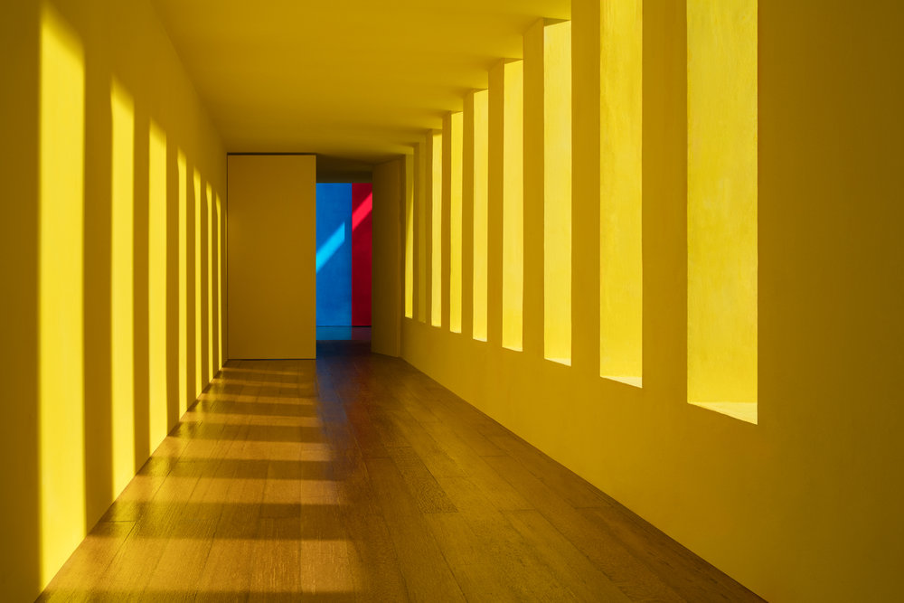Yellow Passage , 2017