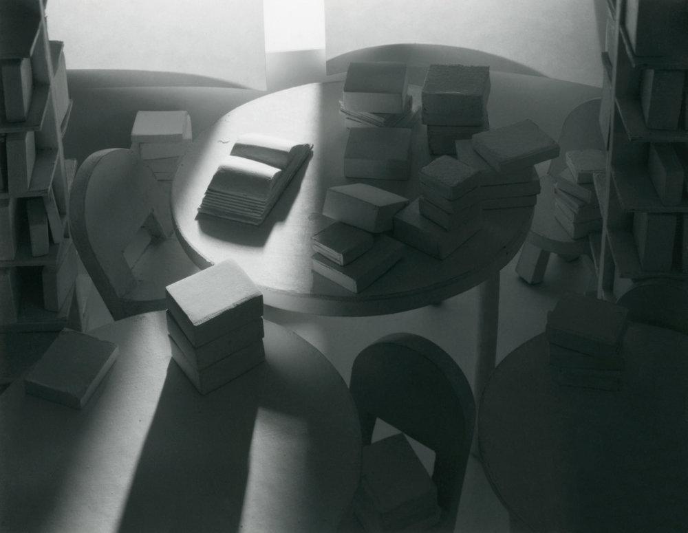 Library I , 1980