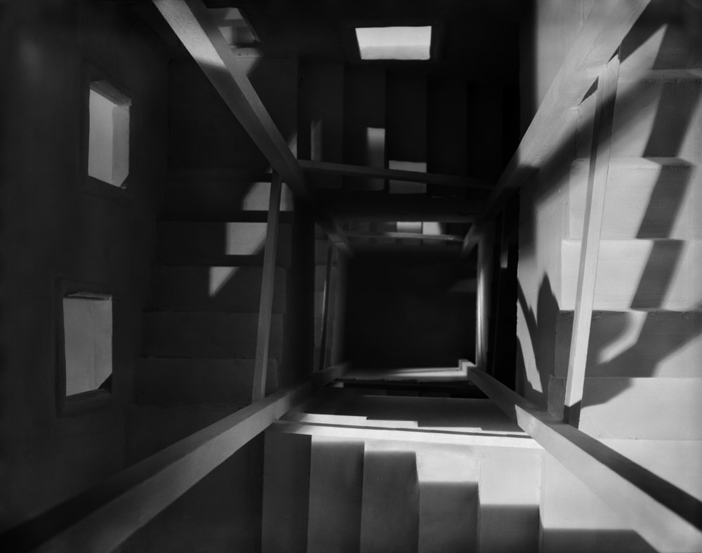 Stairwell , 1983