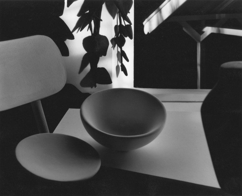 Empty Bowl with Canopy , 1989